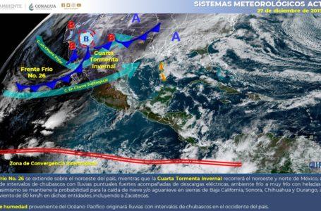 📹Bajarán termómetro hasta 7 grados ❄️ en el valle del Carrizo este domingo, pronostican