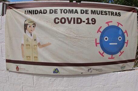 25 mil personas ha atendido Módulo COVID, continúa operando en Jurisdicción