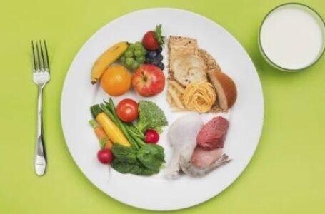 Cuáles son las porciones indicadas en nuestra alimentación, esto dice especialista