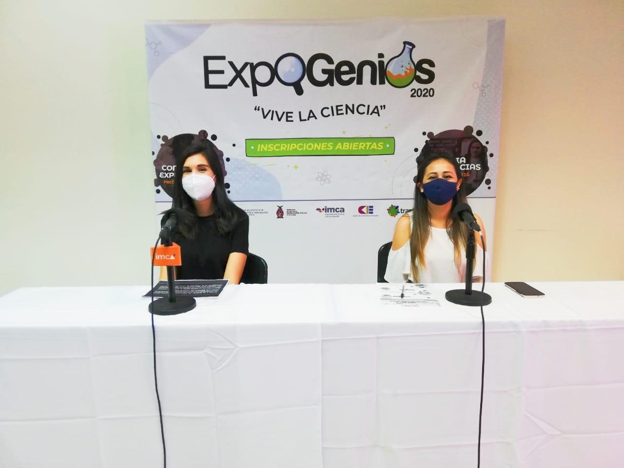 Se abren registros para Expogenios 2020