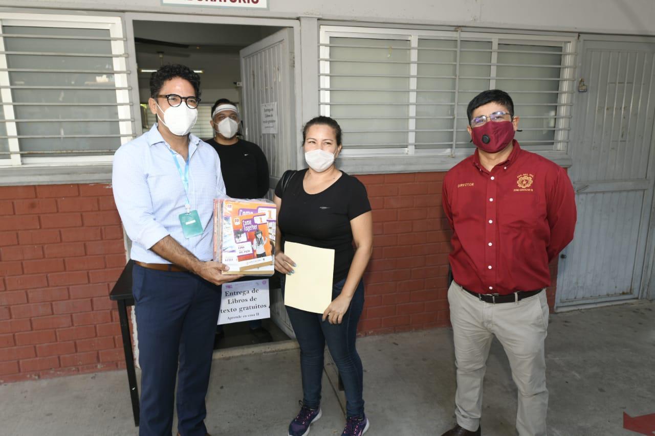 Inicia distribución de libros de texto gratuitos en Sinaloa