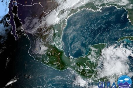 Se mantiene pronóstico de lluvias para Sinaloa