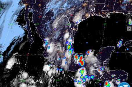 Continúa pronóstico de lluvias para Sinaloa este jueves