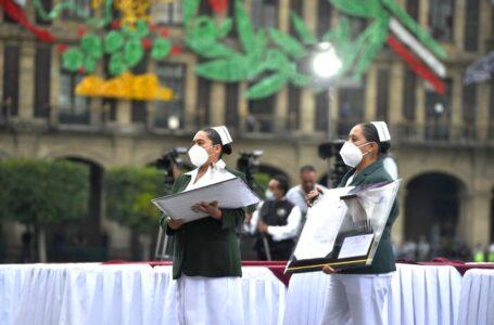 58 profesionales de la salud reciben condecoración Miguel Hidalgo