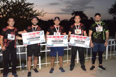 """Realizan con éxito carrera """"Maleconazo 5k"""" en El Fuerte"""