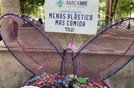 """Empresarias y AC invitan a sumarse a """"Menos plástico más comida"""""""