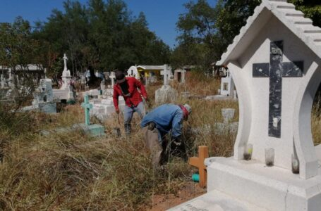 Abrirán panteones en El Fuerte este Día de Muertos con medidas sanitarias