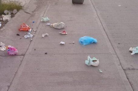 Se quejan de mala atención de recolectores de basura en Las Canteras