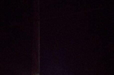 En la Santa Luz se quedan sin luz