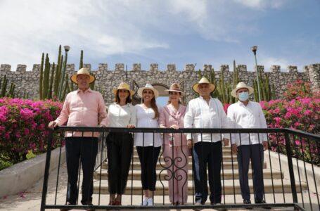 Anuncia titular de SECTUR proyectos de impacto para El Fuerte