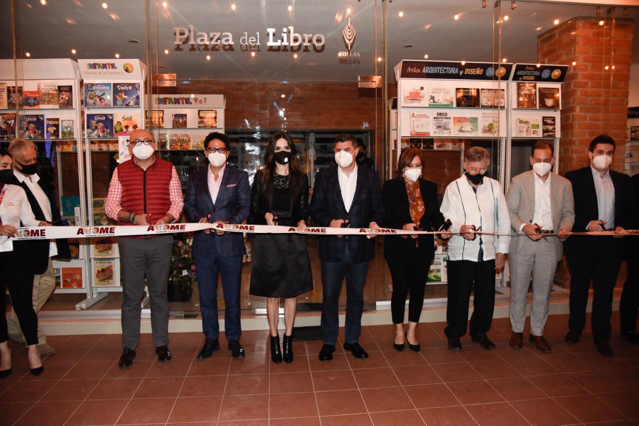 Librería Trillas abre sus puertas en Los Mochis