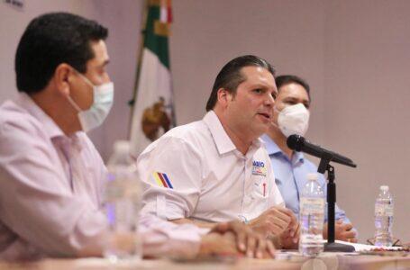 Para combatir la corrupción, primero hay que ser transparentes: Mario Zamora
