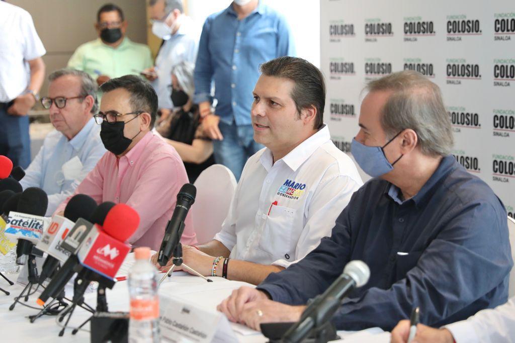 """""""Debemos retomar el rumbo"""" en reactivación económica de Sinaloa: Mario Zamora"""