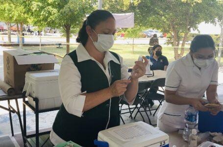 Este viernes inicia vacunación de personas de 40 en adelante en El Fuerte