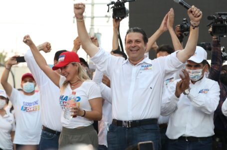 Mario Zamora cerrará campaña desde la Ganadera en Culiacán