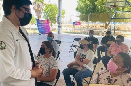 Activan 7 puntos de vacunación para segunda dosis a personas mayores de 50 en Ahome