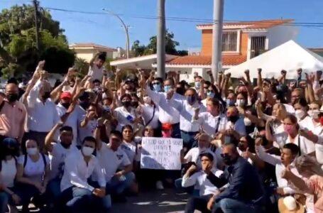 Marcos Osuna y Mingo Vázquez, hacen unidad por la democracia