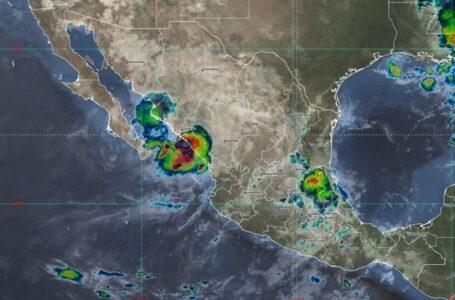 Seguirán lluvias en Sinaloa por nubosidad de Nora