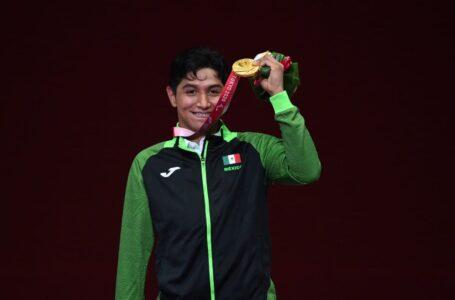 Juan Diego García, atleta sinaloense, gana oro en Tokio