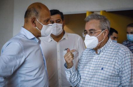 La salud será una prioridad en nuestro gobierno: Rocha Moya