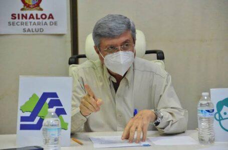 Sinaloa está listo, a la espera de metodología para vacunar a menores